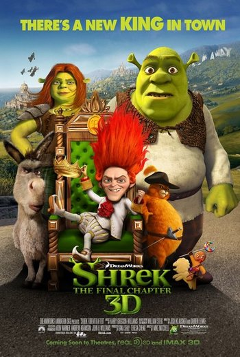 Shrek Forever After Western Animation Tv Tropes