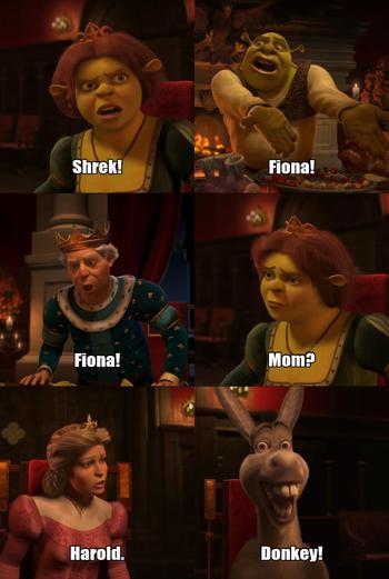 Shrek 2 Funny Tv Tropes