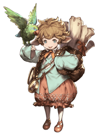 Granblue Fantasy Allies Characters Tv Tropes