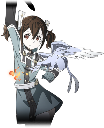 Sword Art Online Major Characters / Characters - TV Tropes