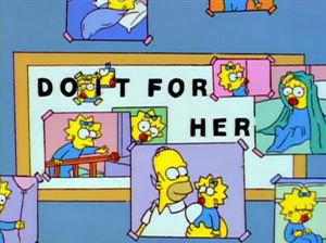 The Simpsons Heartwarming Tv Tropes