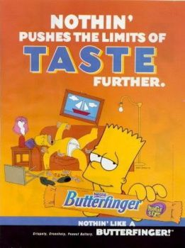 The Simpsons Advertising Tv Tropes