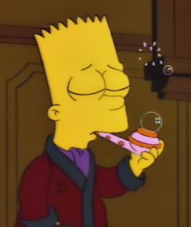 Bart Simpson Simpsonsbubblepipe2_6267