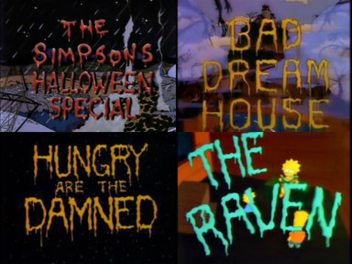 http://static.tvtropes.org/pmwiki/pub/images/simpsonstreehouseofhorror1collage.jpg