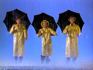 analysis of singin in the rain Film study lecture on singin in the rain (1952) singin' in the rain, , , of.