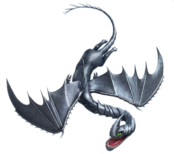 How To Train Your Dragon Films Dragon Species