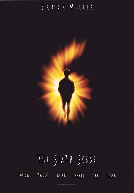 an analysis of the major characters in the movie the sixth sense The sixth sense: a glimpse at a director's potential that was never seen  again  in the movie (which is why the last die hard showcases a character   his minor comedic bits and the two big emotional scenes (telling.