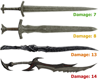 https://static.tvtropes.org/pmwiki/pub/images/skyrim_swords.png