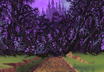 http://static.tvtropes.org/pmwiki/pub/images/sleeping_beauty_hedge.jpg