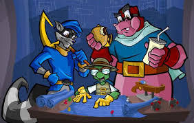 Sly Cooper (Video Game) - TV Tropes