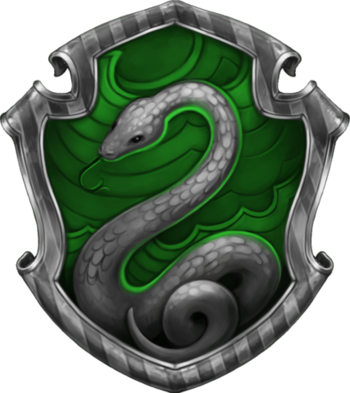Harry Potter Slytherin / Characters - TV Tropes