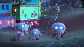 Super Mario Odyssey / Nightmare Fuel - TV Tropes