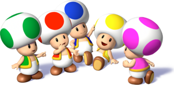 Super Mario Bros : Allies / Characters - TV Tropes