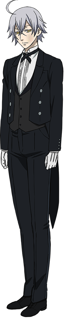 Black Butler Phantomhive Household / Characters - TV Tropes