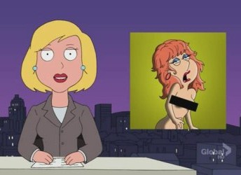 xxx diane simmons Family guy