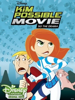 Kim Possible Movie: So the Drama (Western Animation) - TV Tropes