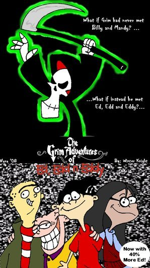 Fan Fic The Grim Edventures Of Ed Edd N Eddy
