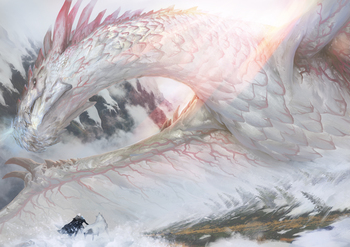Dragons of Ice and Fire (Fanfic) - TV Tropes