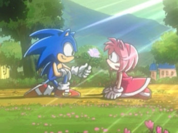 Sonic X / Heartwarming - TV Tropes