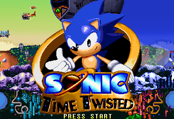 Sonic Time Twisted Video Game Tv Tropes