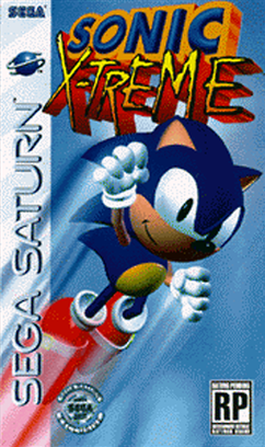 Sonic X-treme (Video Game) - TV Tropes