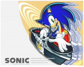 Sonic the Hedgehog / Awesome Music - TV Tropes