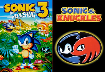 Sonic 3 Knuckles Video Game Tv Tropes