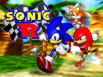 Sonic R (Video Game) - TV Tropes