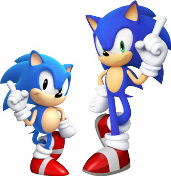 Sonic The Hedgehog Franchise Tv Tropes