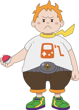 pok233mon sun and moon anime characters tv tropes