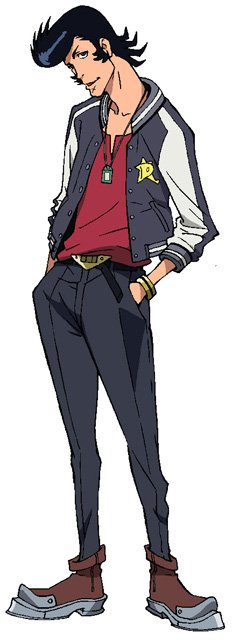 space dandy characters tv tropes