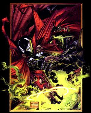 Spawn (Comic Book) - TV Tropes
