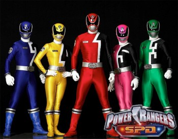 Power Rangers S P D  (Series) - TV Tropes