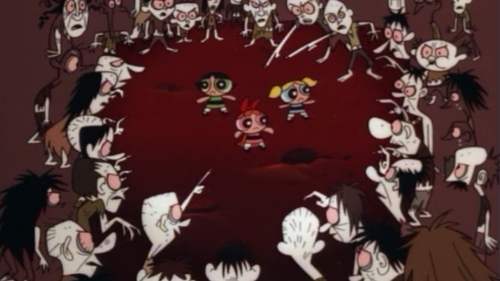 the powerpuff girls nightmare fuel tv tropes