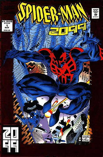 Marvel 2099 (Franchise) - TV Tropes