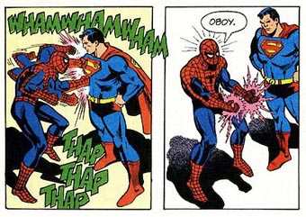 https://static.tvtropes.org/pmwiki/pub/images/spider-man_vs_superman_4168.jpg