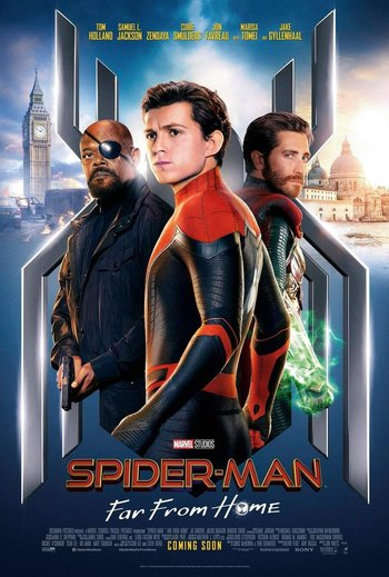 Spider-Man: Far From Home (Film) - TV Tropes