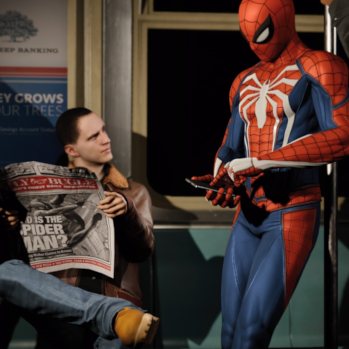 Spider-Man (PS4) / Funny - TV Tropes