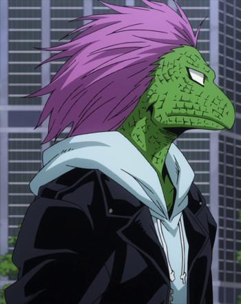 My Hero Academia League Of Villains Characters Tv Tropes