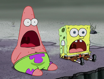 The Spongebob Squarepants Movie Funny Tv Tropes