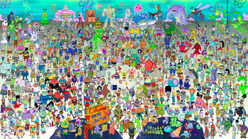 spongebob squarepants characters tv tropes