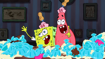 https://static.tvtropes.org/pmwiki/pub/images/spongebob_movie_ice_cream_drunk.png
