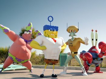 The SpongeBob Movie: Sponge Out of Water / Awesome - TV Tropes