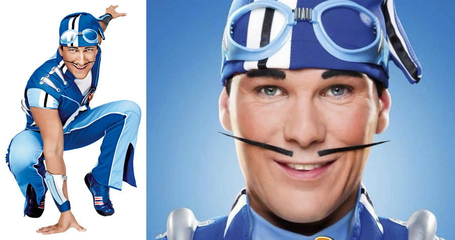 image gallery lazy town tv tropes