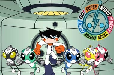 Western Animation: Super Robot Monkey Team Hyperforce Go!