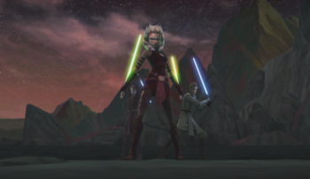 Star Wars: The Clone Wars / Awesome - TV Tropes