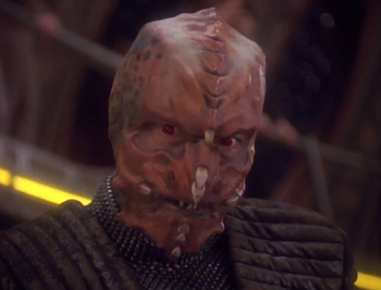 Star Trek Species A To M / Characters - TV Tropes