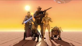 P Star Wars Clone Wars Rise of Young Boba Fett loose UK Gratuit P