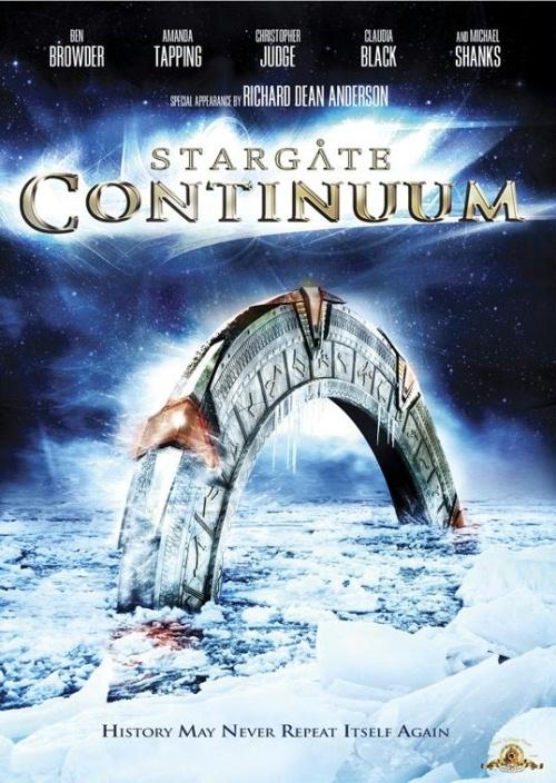 Stargate Continuum Movie