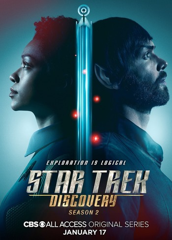 Star Trek: Discovery (Series) - TV Tropes